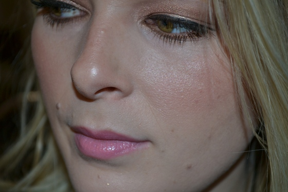 Golden Bronze Eye & Pink Lip