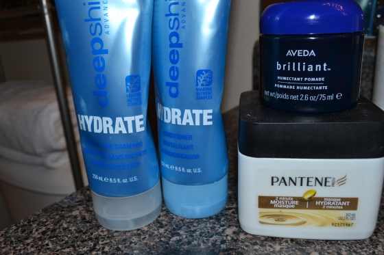new haircare faves!