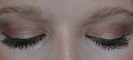 Golden Bronze Eye