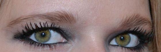 Black Smokey Eye with NYX black Jumbo Pencil & MAC Beauty Marked 2
