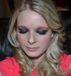 Black Smokey Eye with NYX black Jumbo Pencil & MAC Beauty Marked 5