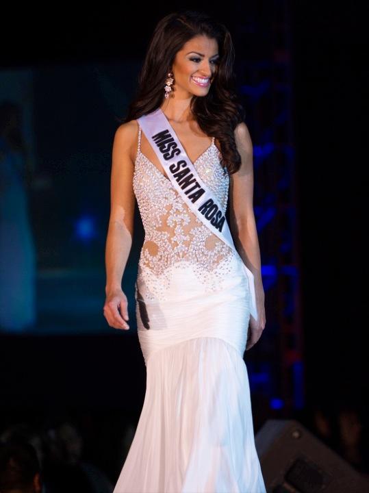 Britana Campos pageant