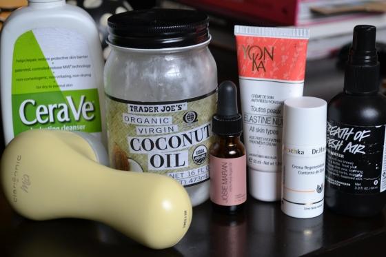 Night Skincare Essentials