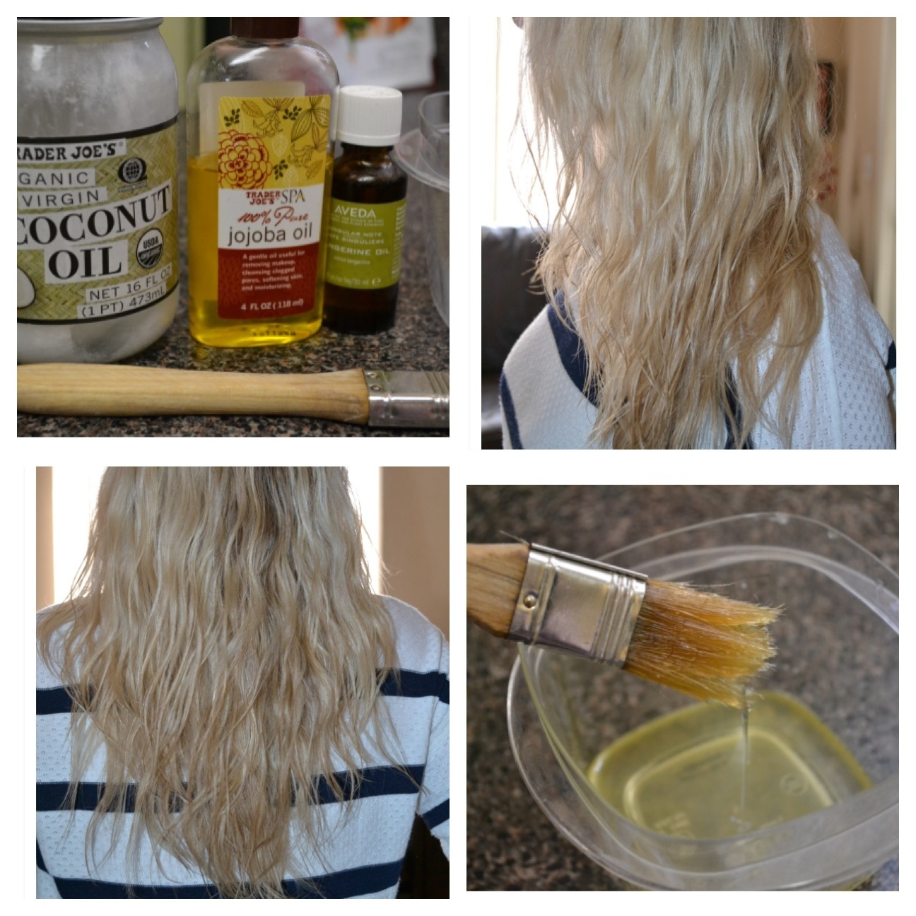 Natural Dry Hair Treatment Recipe