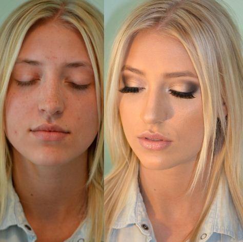 makeup jade