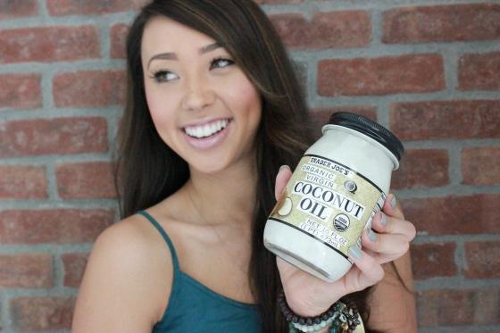 sakura coconut oil