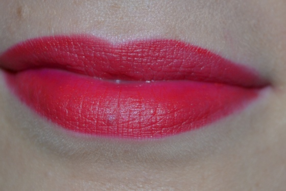 CoverGirl Lipstick in Hot--the PERFECT red for all seasons